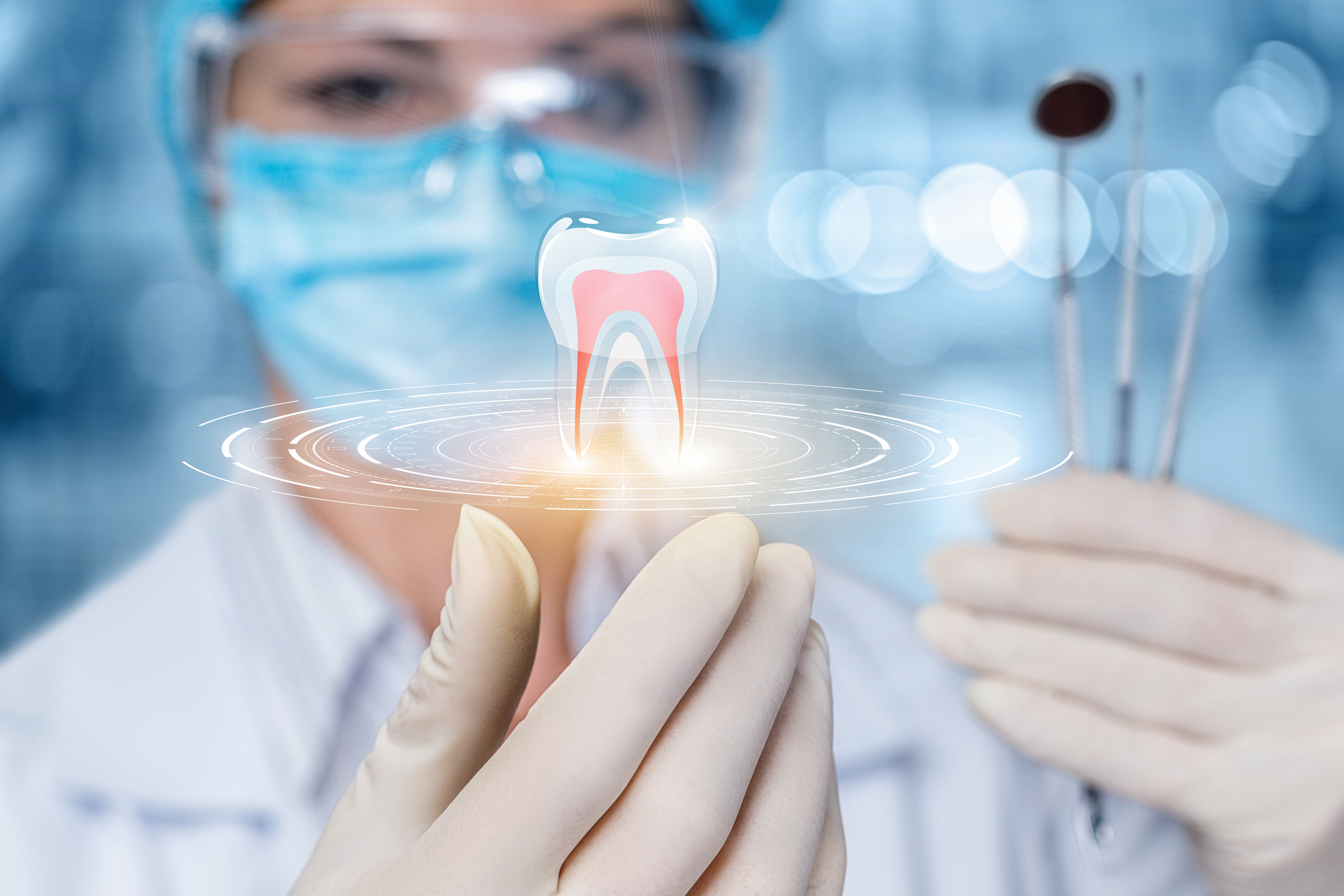 dentistry and dental practices technology for the for now and the future