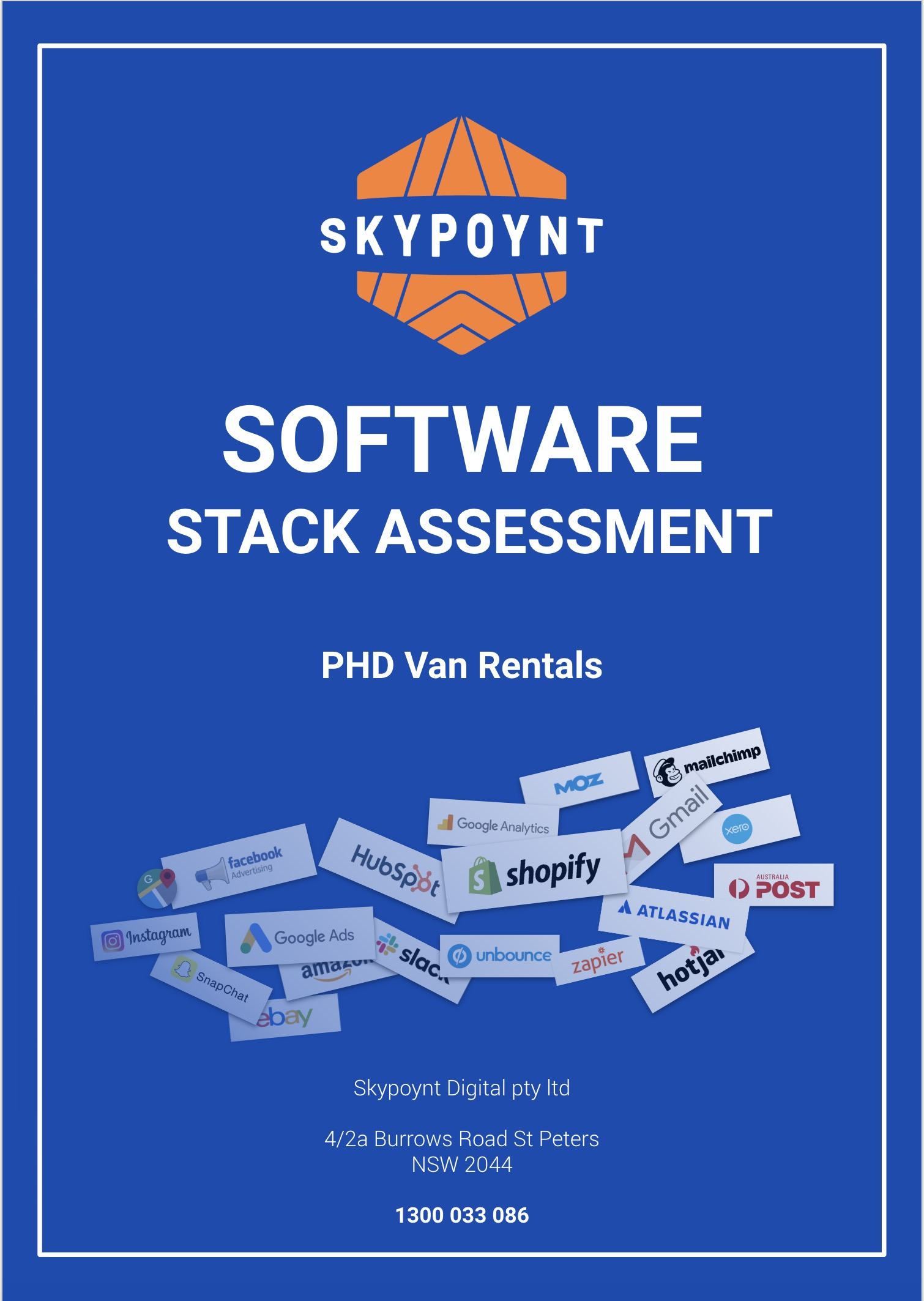 software-stack-assessment
